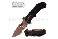 MTech USA MT-A928BT SPRING ASSISTED KNIFE 4.75