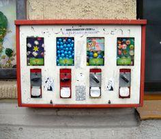 Kaugummiautomat - Erinnerst Du Dich?