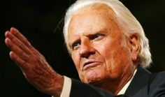 Billy Graham was born on Nov. 7, 1918, four days before the Armistice ended WWI. All facts via Billy Graham Evangelistic Association