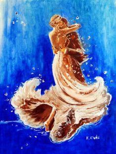 Végtelen szerelem. ( Inspiráció) Techno, Painting, Art, Art Background, Painting Art, Kunst, Paintings, Performing Arts, Techno Music