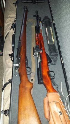 K-31 swiss and sks