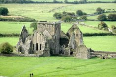 Cashel Castle in Ireland. So beautiful and breathtaking.  A must see for anyone who visiting.