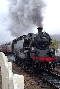 Strathspey Railway.. Aviemore, Scotland