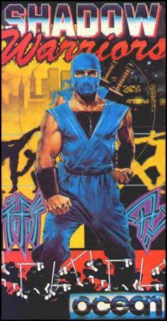C64 Games - Shadow Warriors