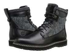 Shop Timberland Britton Hill 6 Warm Lined Leather And Fabric Boot Black Box Leather Harris Tweed Wool and more Men's Boots from all the best online stores.