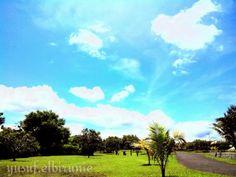 Jejak Lakon : Langit diatas kota Mataram