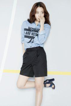 [CF] Park Shin Hye – Viki S/S 2015 1666x2800