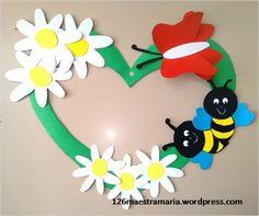 108 Fantastiche Immagini Su Lavoretti Per La Primavera Spring Day