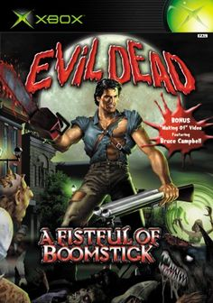 From 3.50:Evil Dead: A Fistful Of Boomstick