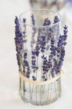 Gorgeous Lavender Centerpieces Wedding Table Decorations https://bridalore.com/2017/08/28/lavender-centerpieces-wedding-table-decorations/