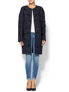 Isabelle Embellished Coat Product Image