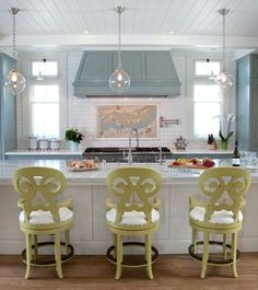 141 Best Coastal Kitchen U0026 Dining Ideas Images On Pinterest In 2018 |  Coastal Style, Kitchen Decor And Kitchen Dining