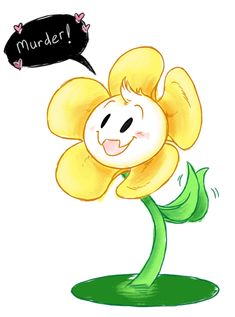 I wanted to draw Flowey but after I got the sketch done I didn't feel like inking it properly. Undertale Flowey, Undertale Memes, Undertale Ships, Undertale Fanart, Frisk, Dark Flower, Brain Bleach, Flowey The Flower, Toby Fox