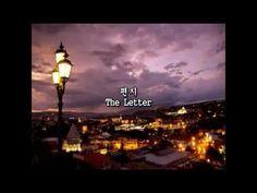 편지 The Letter - 김광진 Kim Kwang Jin