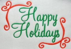 Free Merry Christmas and Happy Holidays