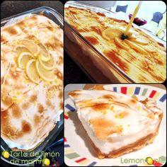 lemon pie mama's recipe Mama Recipe, Lemon, Pie, Ethnic Recipes, Desserts, Food, Tarts, Torte, Cake