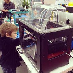 3D Printing Space.