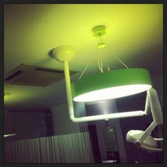 GLAMSMILE #DARK #Prolicht SIGNS concept [color SPRING GREEN 22] project at Av Louise Brussels BE