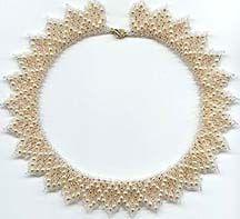 """""""Elegance"""" necklace"""