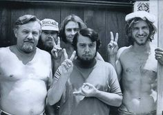 Rare and beautiful celebrity photos   Sergio Mendes and Harrison Ford