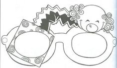 various carnival glasses!