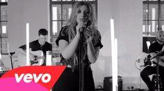 """Ghost"" - Ella Henderson ... live acoustic version for youtube's VEVO DSCVR channel."