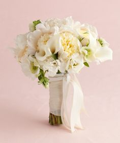 White Wedding Flowers wedding