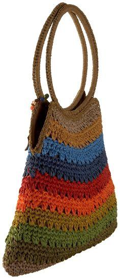 Crochetemoda no pattern just inspiration