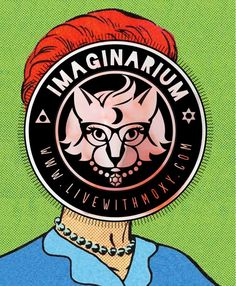 Imaginarium logo / illustration on Behance #design #graphicdesign #logodesign