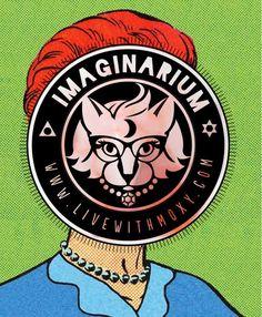Imaginarium logo / illustration on Behance #design #graphicdesign #logodesign