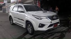 Body kit converts existing Fortuner to 2016 Toyota Fortuner