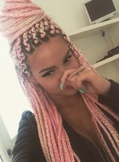 1000+ images about BRAIDS on Pinterest Senegalese twists - Cute Hairstyles For Mixed Girl Hair