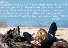 Smoak & Arrow for the #OlicityTravels Project
