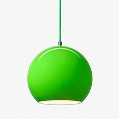 Pendant Lamp VP6 TOPAN by Verner Panton