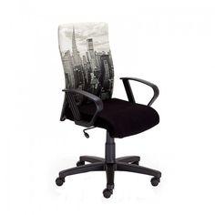 Работен стол ZOOM CITY - Черен