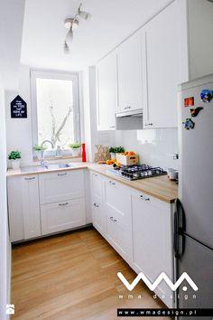 kuchnia | home staging - zdjęcie od WMA Design - Kuchnia - Styl Nowoczesny - WMA Design