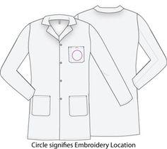 "ASPCA 39"" Men's Staff Coat 9239  ASPCA 39"" Men's Staff Scrub Coat    Tailored men's fit, features two interior pockets, two exterior pockets, and chest pocket. Dual side entry.  Fabric: 65/35 Poly/Cotton Twill  Sizes: XS -3XL  Colors: White $26.00 #scrubcouture #aspca #scrubs #nurses"