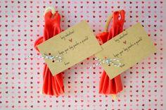 punch balloon valentines