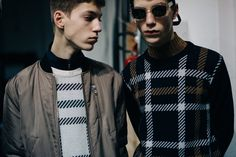 wood wood fw17 milan fashion week backstage hiphop streetwear