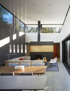 Los interiores minimalistas de 2011 (I/II)   Interiores Minimalistas