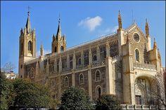 MADRID / Iglesia de San Jerónimo el Real (Los Jerónimos) 2… | Flickr