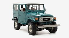 This Alpine-Inspired FJ Cruiser Is As Good As It Gets | Airows