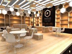 Panache Stand-2015-Design1 by Theosign Design at Coroflot.com