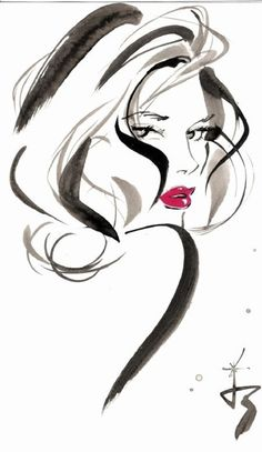 Fashion Illustration Ideas Jacqueline Bissett Illustration Portfolio – Hand Drawing Fashion Illustrator and Artist Art Pop, Illustration Sketches, Art Sketches, Dress Sketches, Jacqueline Bissett, Inspiration Art, Fashion Sketches, Fashion Illustrations, Drawing Fashion