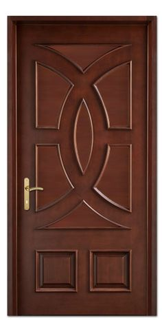 We manufacture these lovely teak doorways, the termites and … - Corbusier Wood Front Doors, The Doors, Panel Doors, Wooden Doors, Bedroom Door Design, Door Gate Design, Wooden Main Door Design, Main Entrance Door, Classic Doors