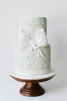 Pale Green | The Cake That Ate Paris