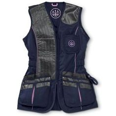Beretta Women's Shooting Vest...please let there be a right hand version