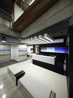 AeI Headquarters, Bogota, Columbia by Arquitectura e Interiores Ael