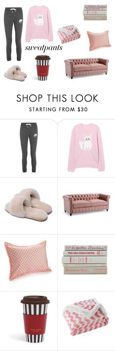 """Untitled #52"" by susanamarques16 ❤ liked on Polyvore featuring NIKE, Frontgate, Jonathan Adler, Henri Bendel and Lala + Bash"