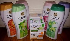 I Got My CHEAP Olay Body Wash & Dove Bar Soaps! Did You?